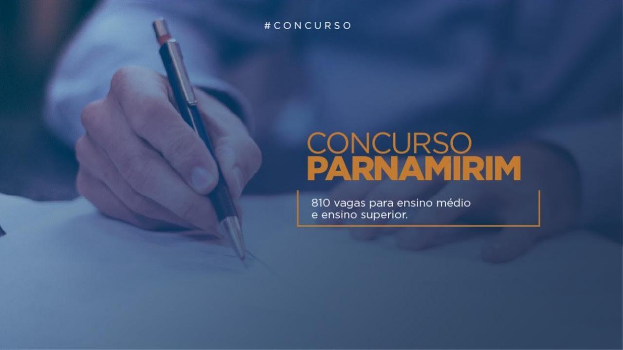 Resultado de imagem para COMPERVE DIVULGA RESULTADO DAS PROVAS OBJETIVAS DO CONCURSO DE PARNAMIRIM/RN